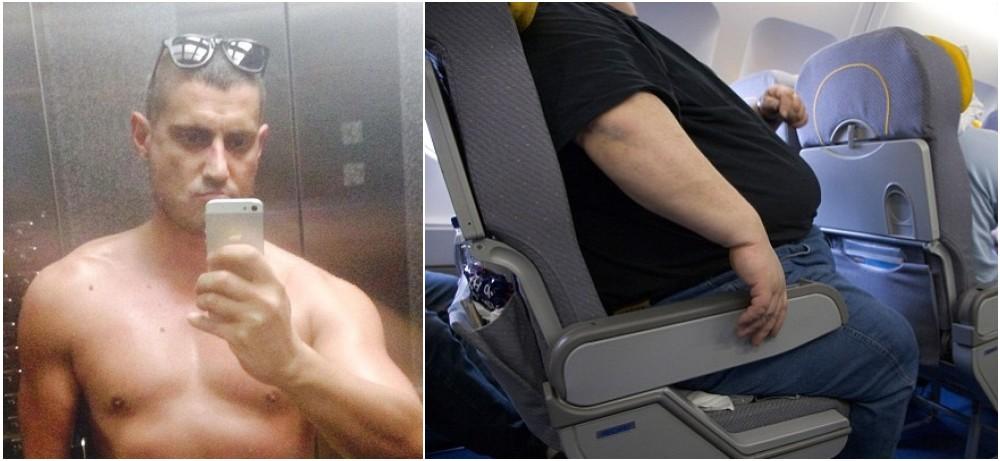 Duduk di Sebelah Pria Gemuk, Penumpang Ini Tuntut Etihad Airways Rp 3M