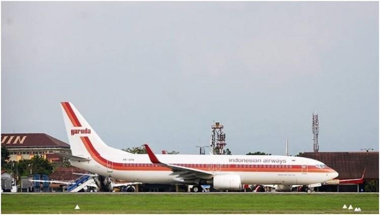 PT Garuda Indonesia mendapat nilai tertinggi operator transportasi