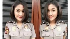Foto cantik Bripda Muthia Syahra Padang 6