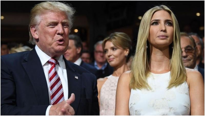 Mengenal Ivanka Putri Donald Trump Yang Menuai Pujian
