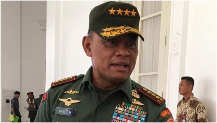 Suryo Prabowo Masuk Daftar Hitam Singapura, Ini Kata Panglima TNI ...