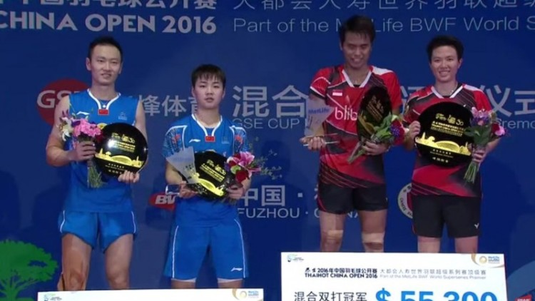 Owi dan Butet juara China Open 2016