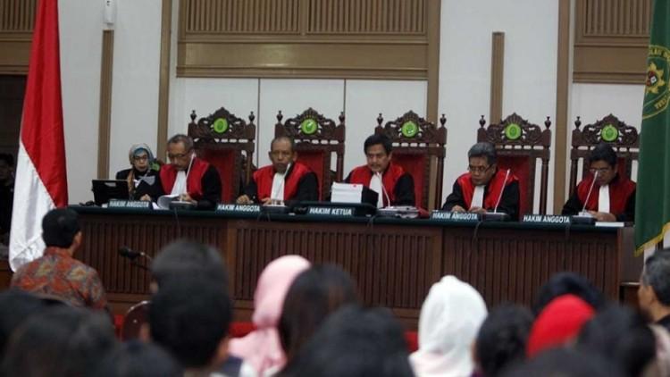 Ahok menjalani sidang ke-8 kasus dugaan penodaan agama