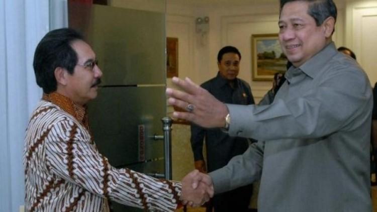 Antasari Azhar dan SBY