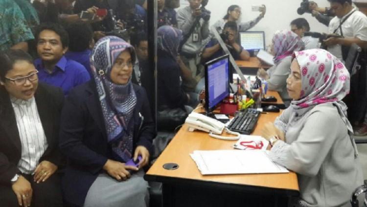Buruh migran Indonesia dari Hongkong melaporkan Fahri Hamzah ke MKD