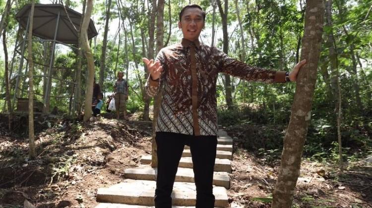 Ibas atau Edhie Baskoro Yudhoyono