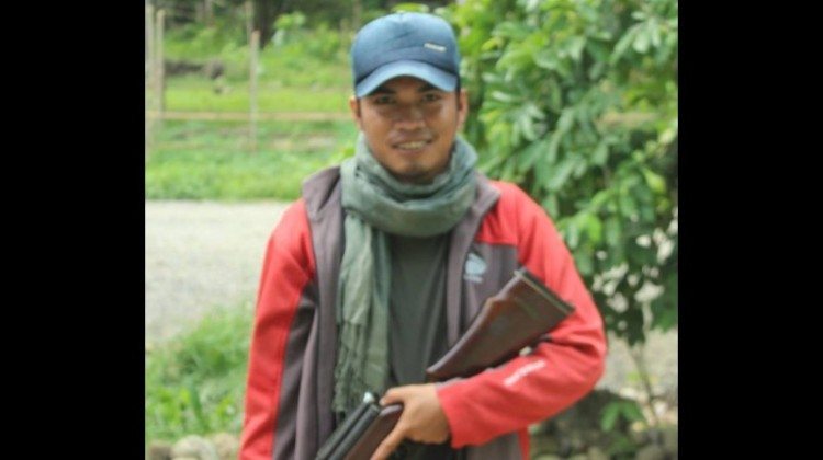 Iman Sudirman, Ketua HMI Palu