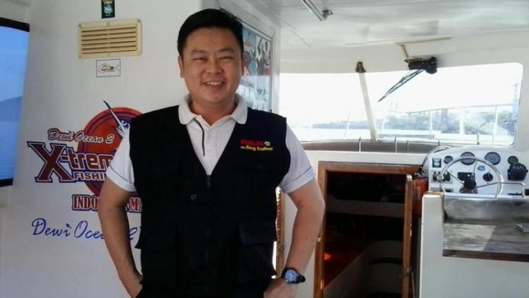 Phillips Joeng yang dituding penyebar chat mesum Rizieq-Firza