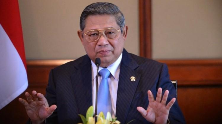 SBY gundah soal hoax dan fitnah