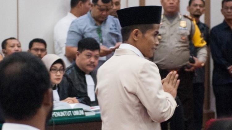 Sekretaris PP Pemuda Muhammadiyah, Pedri Kasman