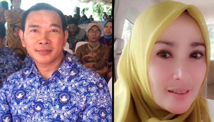 Tommy Soeharto dan Firza Husein