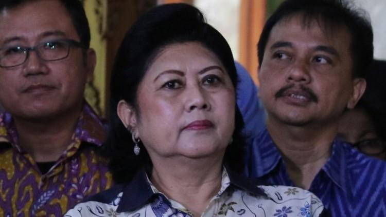 Ani Yudhoyono bicara soal rumahnya didemo mahasiswa