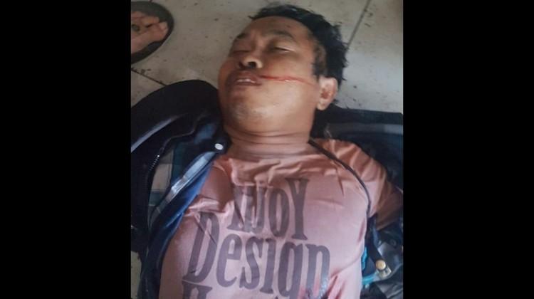 Foto pelaku bom panci di Bandung