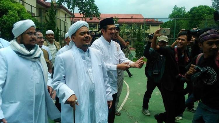 Imam Besar FPI, Habib Rizieq