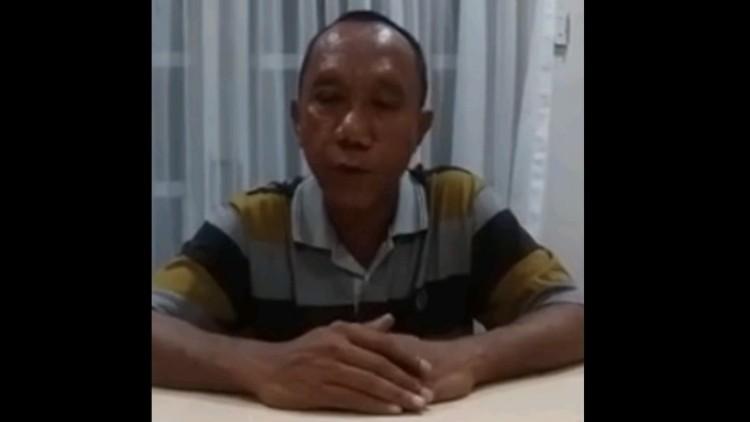 Iwan Bopeng minta maaf karena menghina tentara