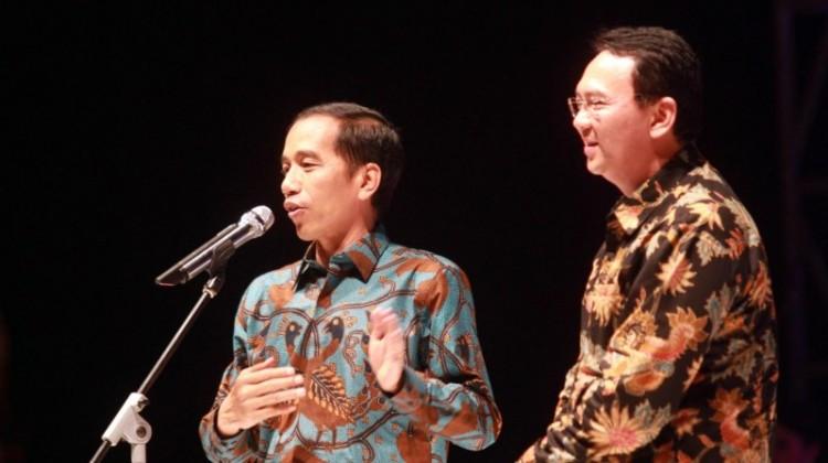 Jokowi dan Ahok