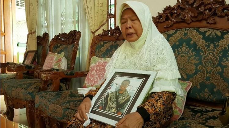 Keluarga korban insiden crane di Mekah