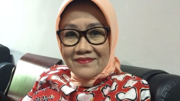 Kepala Bappeda DKI Tuty Kusumawati