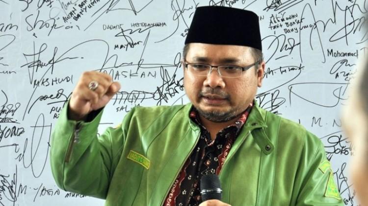 Ketua Umum PP GP Ansor Yaqut C. Qoumas