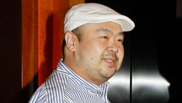 Kim Jong-Nam, saudara tiri Kim Jong-Un