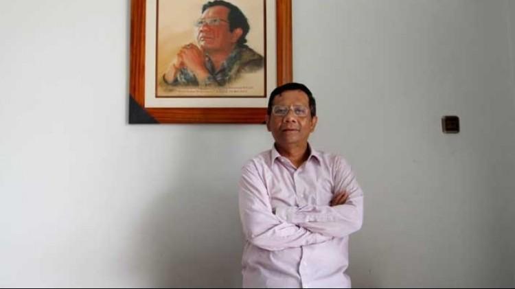Mahfud MD tak mau jadi saksi ahli kasus Rizieq