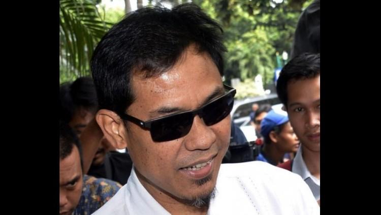 Munarman FPI jadi tersangka dugaan fitnah oleh Polda Bali
