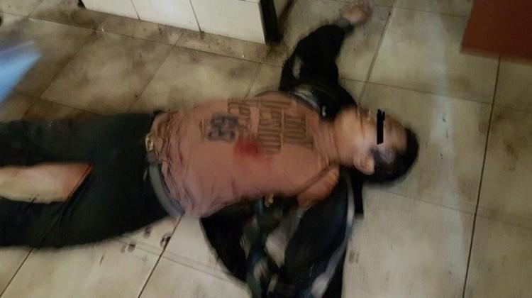 Pelaku bom panci di Bandung usai dilumpuhkan polisi