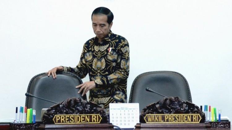 Presiden Jokowi berbicara soal Freeport
