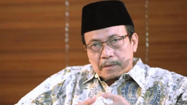 Prof. Dr. Muhammad Amin Suma, saksi ahli Kasus Ahok