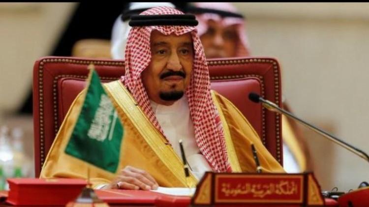 Raja Salman bin Abdulaziz Al Saud dari Arab Saudi