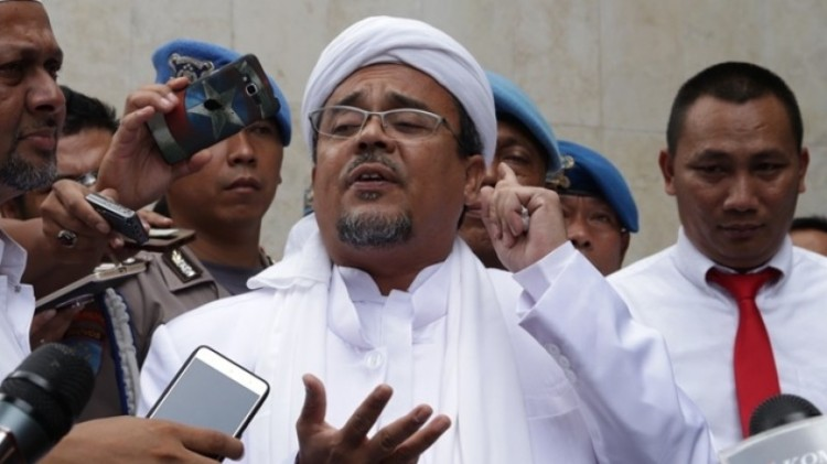 Rizieq Shihab akan dijemput paksa Polda Jabar