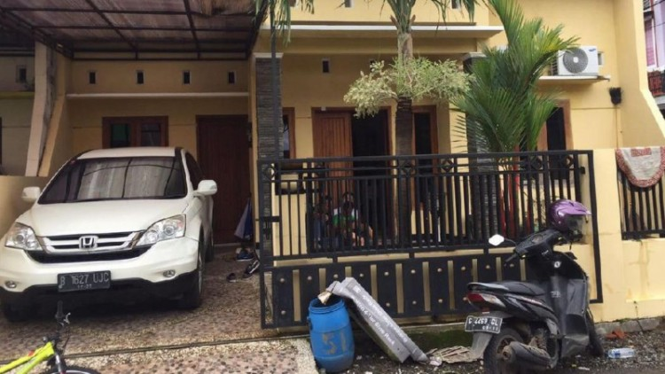 Rumah kontrakan Yoyok Riyo Sudibyo di Pekalongan