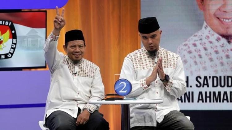 Saduddin-Ahmad Dhani Kalah di Pilkada Bekasi