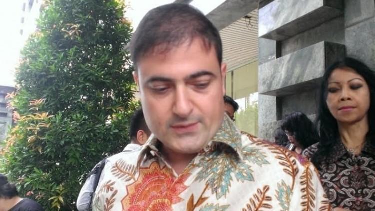 Sam Aliano laporkan Ahok ke Bareskrim Polri
