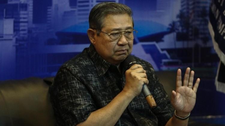 SBY curhat masalah penyadapan