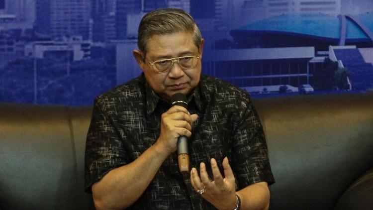 SBY gelar jumpa pers soal penyadapan dirinya