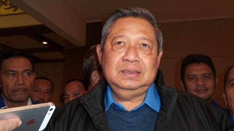 SBY kembali curhat merasa dizalimi di Twitter
