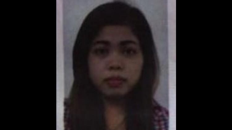 Siti Aisyah diduga terlibat pembunuhan kakak tiri Kim Jong Un