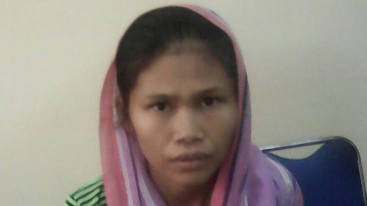 Sri Rabitah, TKW asal Lombok Utara