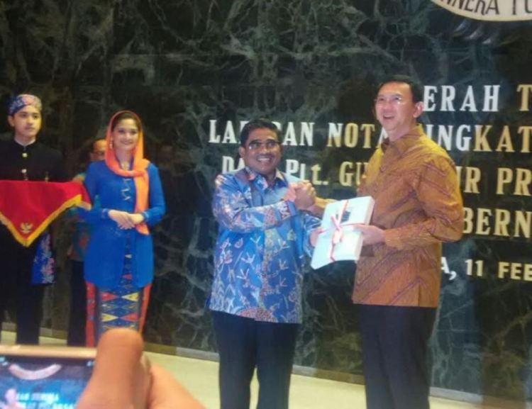 Sumarsono mengembalikan kepemimpinan Jakarta kepada Ahok