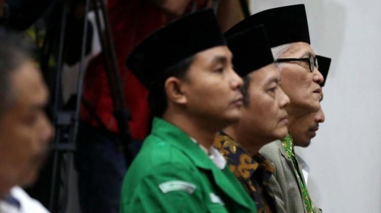 Tiga ahli yang dihadirkan dalam sidang Ahok ke-11
