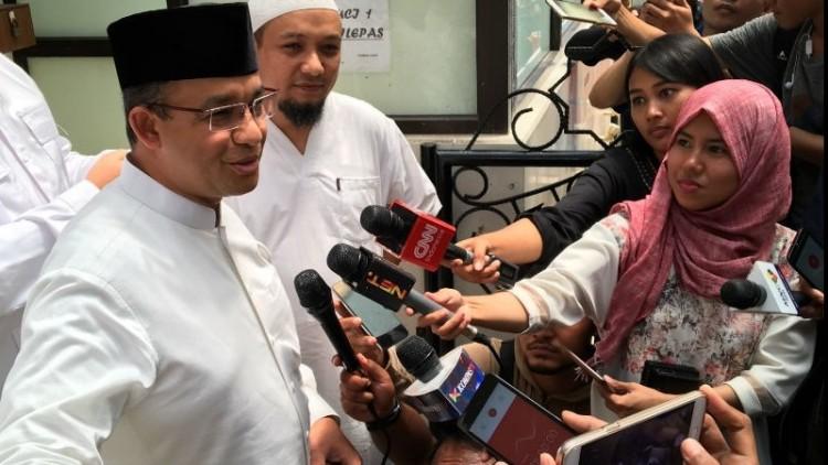 Anies Baswedan dilaporkan ke KPK