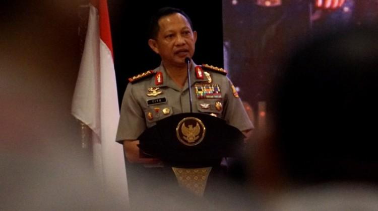 Kapolri Jenderal Tito Karnavian membantah info penjualan bayi