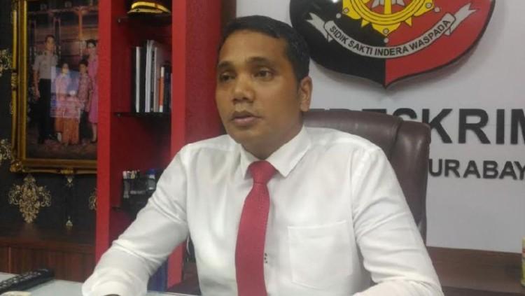 Kasat Reskrim Polrestabes Surabaya AKBP Shinto Silitonga