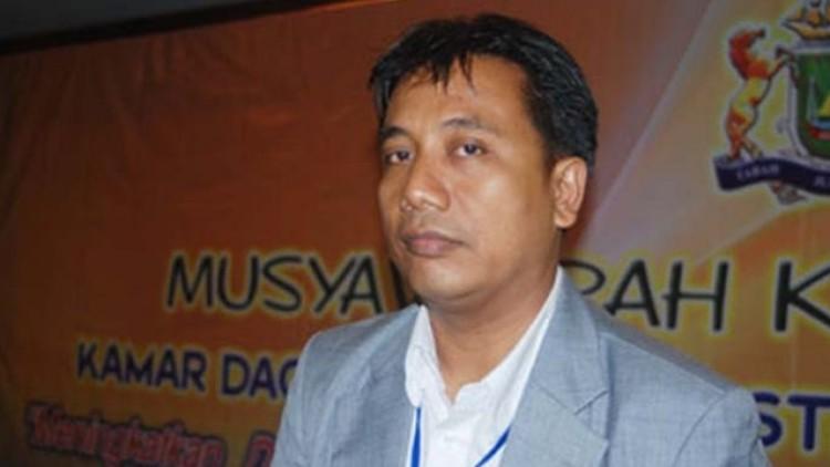 Ketua Kadin Kepri, Ahmad Maaruf Maulana