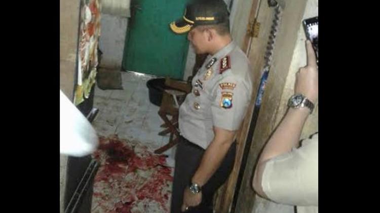 Pembunuhan pedagang sembako di Jombang