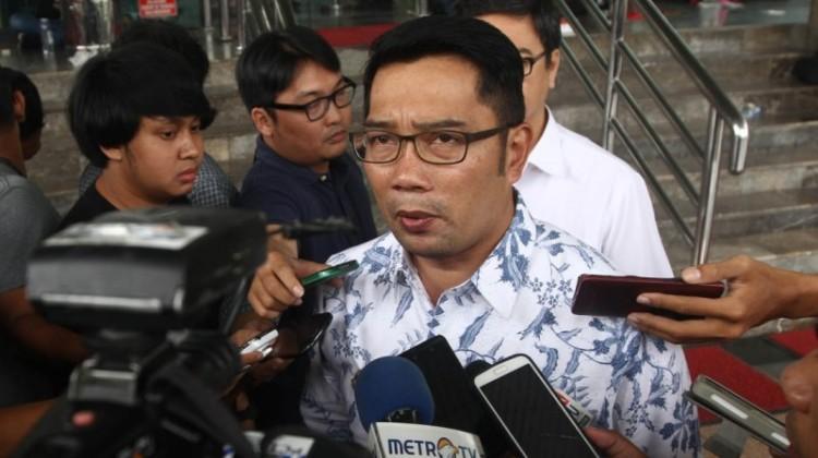 Ridwan Kamil akan maju Pilgub Jabar 2018