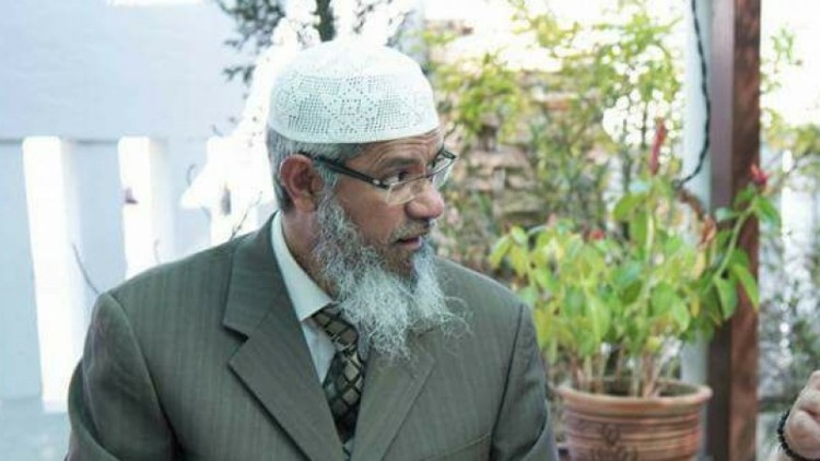 Ulama Zakir Naik berada di Indonesia