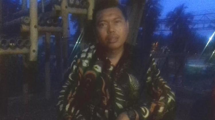 Anggota DPR RI Mukhtar Tompo di Balla Kopi