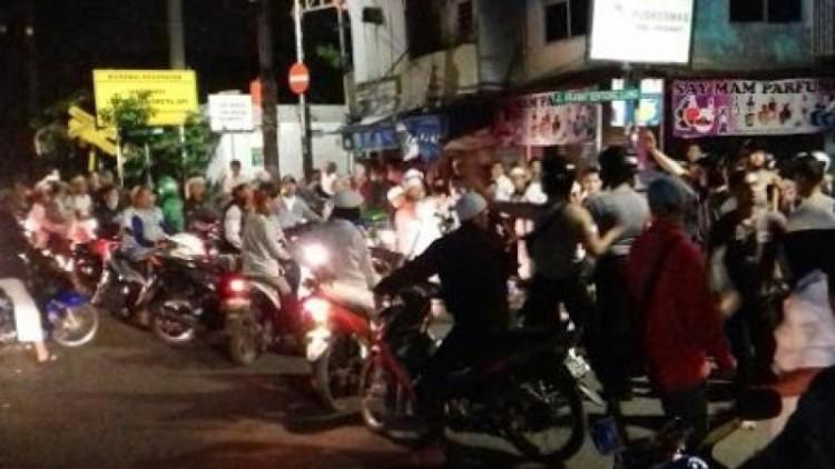 Insiden FPI-Banser di Kramat Lontar
